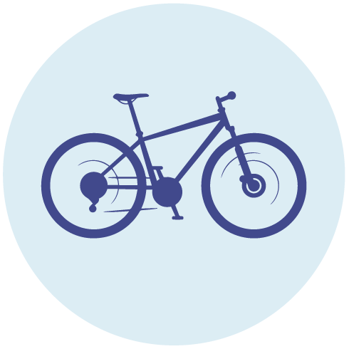 Bicycles Icon