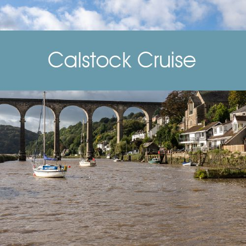 Plymouth Boat Trips - Calstock Quay Cruise Link