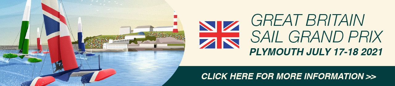 Great Britain Sail Grand Prix Official Spectator Boats Link