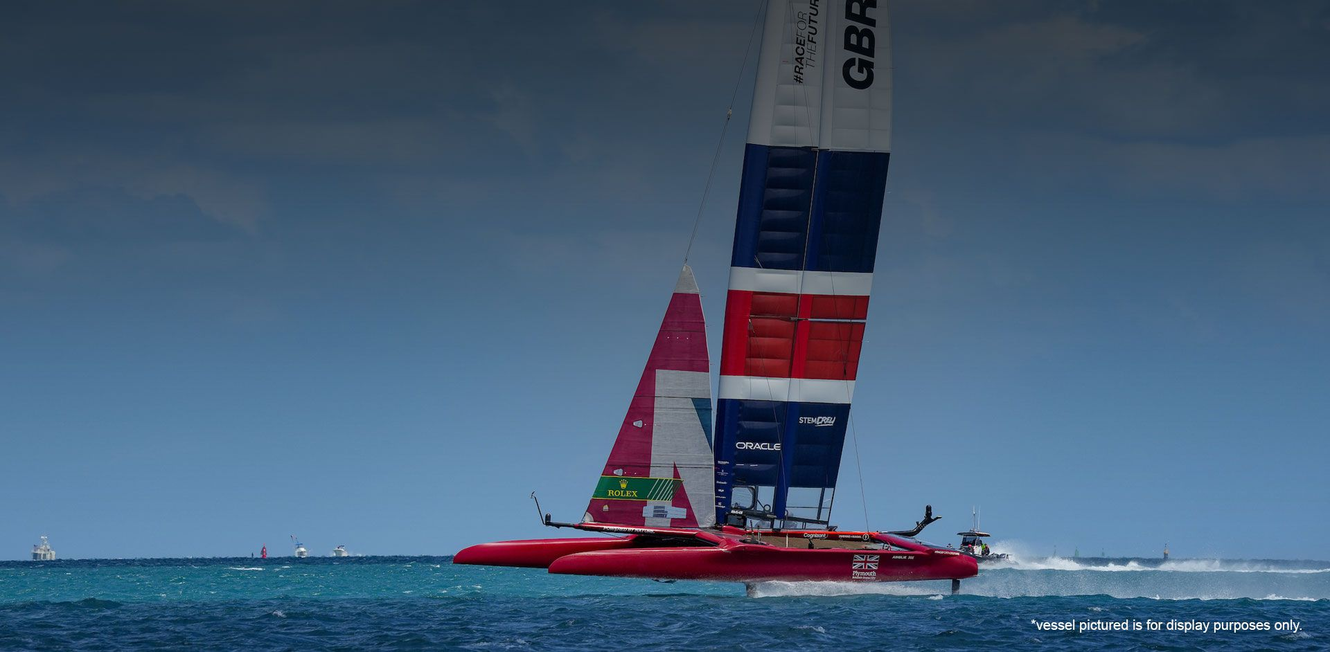 SailGP's – Official Access Spectator Boats - Slide 2