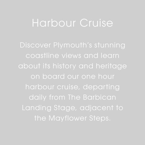 Plymouth Boat Trips - Harbour Cruise Text