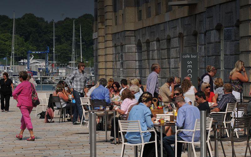 Plymouth Boat Trips Barbican, Royal William Yard & Mount Edgcumbe Ferry - Slide Three