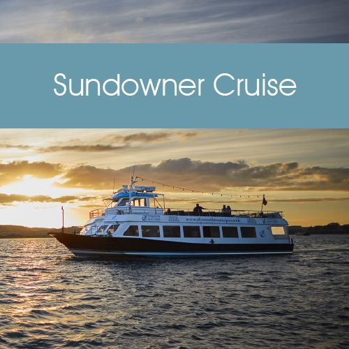 Plymouth Boat Trips - Sundowner Cruise Link