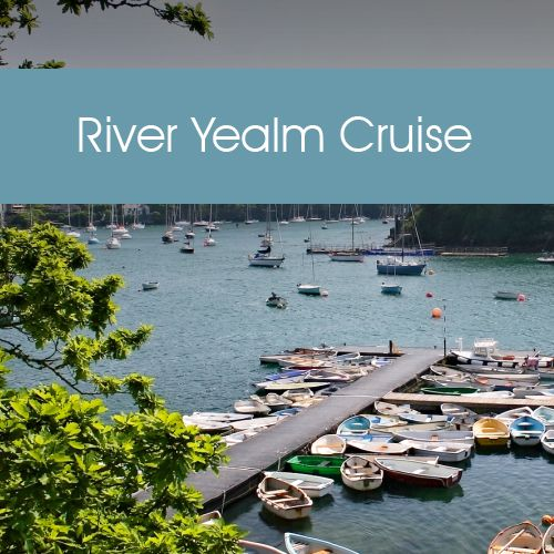 Plymouth Boat Trips - River Yealm Cruise Link