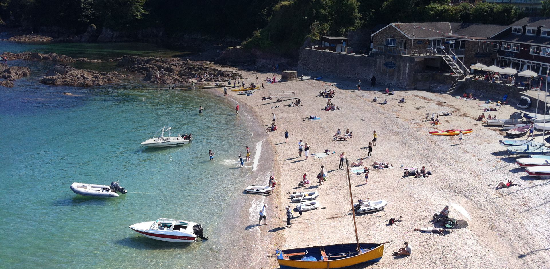 Plymouth Boat Trips Cawsand Ferry - Slide Two