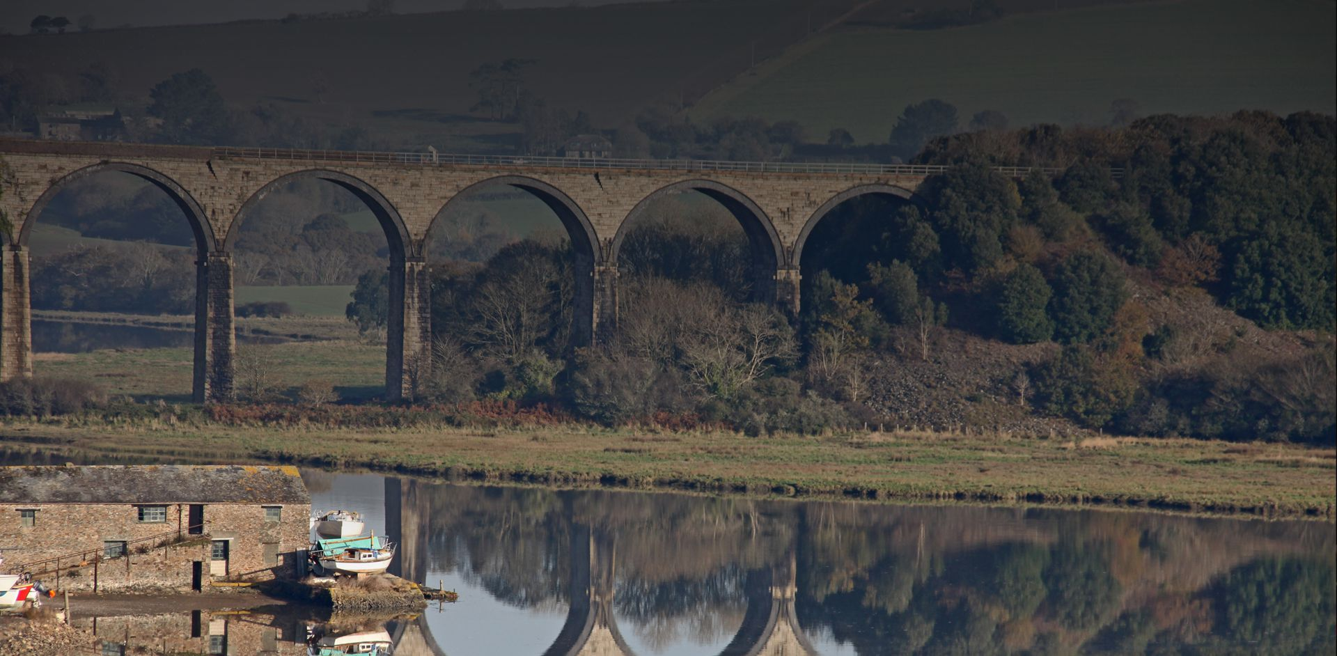 Plymouth Boat Trips Calstock - Slide One