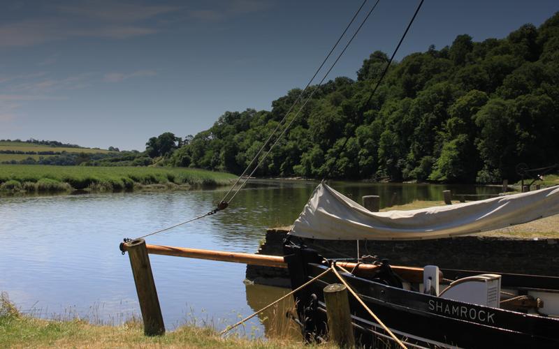 Plymouth Boat Trips Cotehele - Slide Three