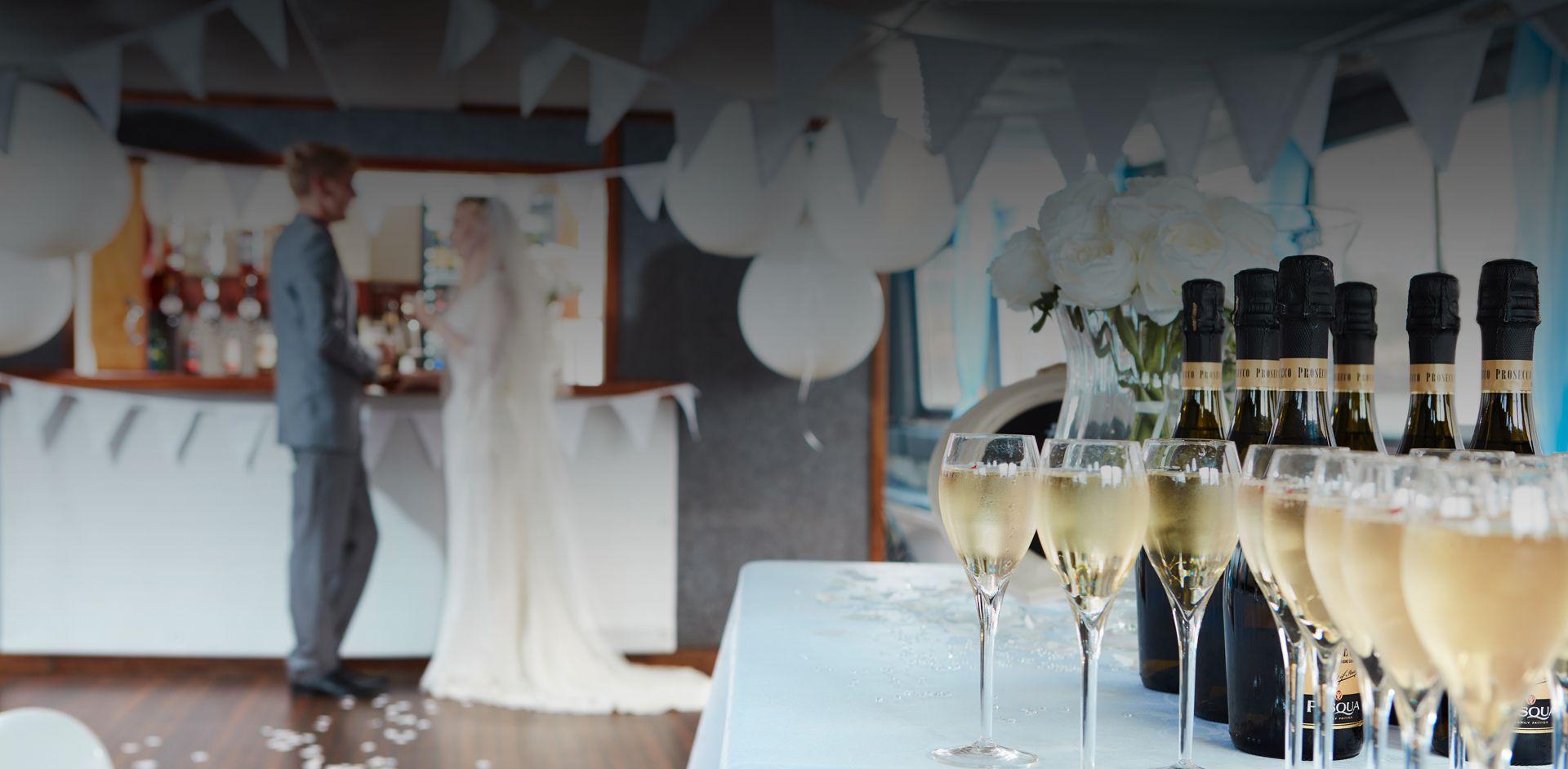 Plymouth Boat Trips Weddings - Slide One