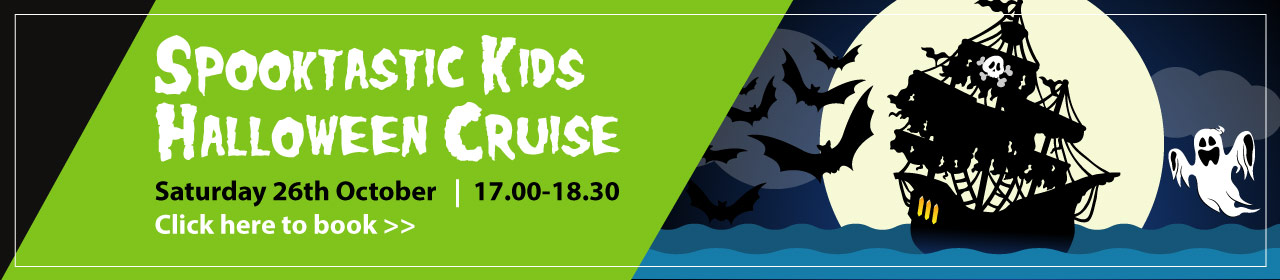 Kids Halloween Cruise Banner