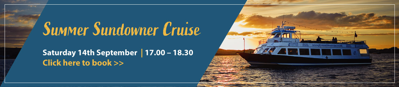 Sundowner Cruise Banner