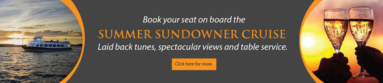Summer Sundowner Cruise Link