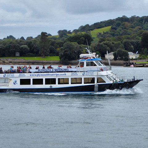 River Lynher Cruise Image