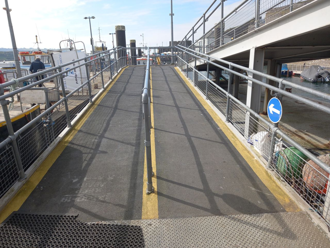 Plymouth Boat Trips Accessibility
